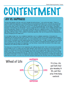 GT Theme - Contentment